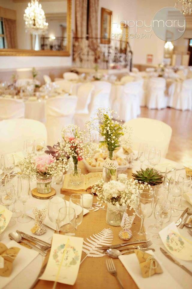 inspirations pour un mariage en beige et blanc mariage. Black Bedroom Furniture Sets. Home Design Ideas