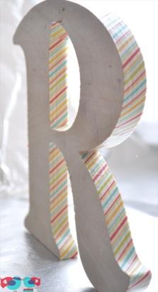washi-tape-letter