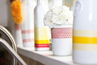 washi-tape-vases-bottles