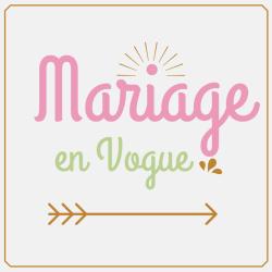 Mariage en Vogue, votre boutique de décoration de Mariage