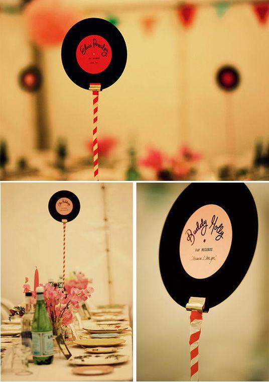 d co de mariage sur le th me de la musique mariage en. Black Bedroom Furniture Sets. Home Design Ideas